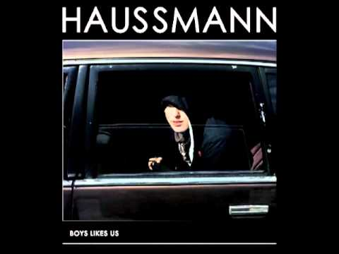 BOYS LIKE US by HAUSSMANN
