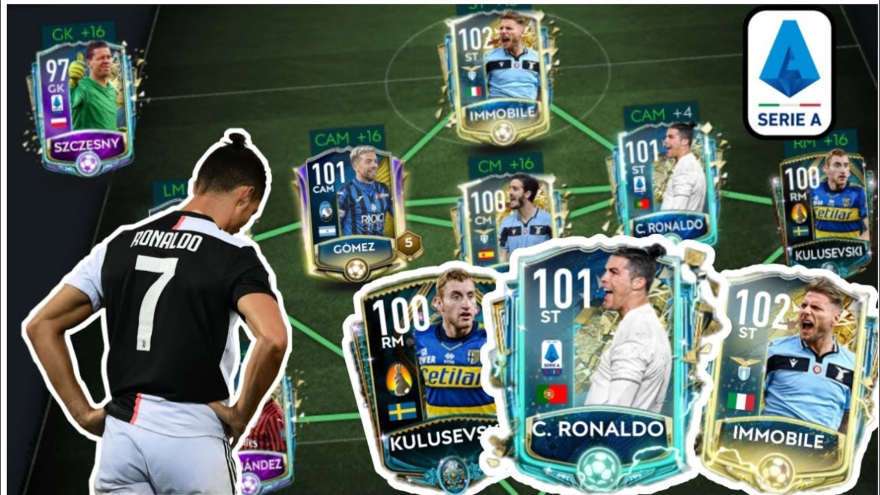 BEST POSSIBLE FULL SERIE A SQUAD BUILDER IN FIFA MOBILE 20! 600 MILLION COINS SPENT!