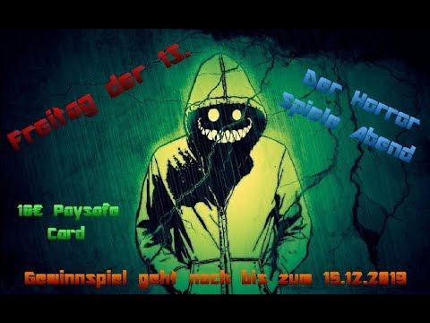 #024-|-dead-by-daylight-|-gewinnspiel-10€-card🤑-/-heute-ist-freitag-der-13.💀-|-#friday-|-#pc