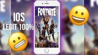 How to get Fortnite on IPhone 5s UPDATED