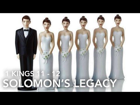 1 Kings 11 - 12 | Solomon's Legacy | January 21, 2018