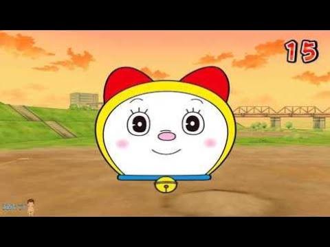 ドラえもん🆕Doraemon Wii Game #384[KURO TV] Cuộc thi vẽ mặt Dorami – フェイスペイントコンテストドラミ