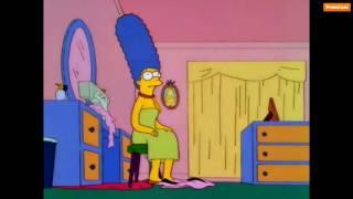 Lo unico que puede hacer una es reir - Los Simpson - Español Castellano