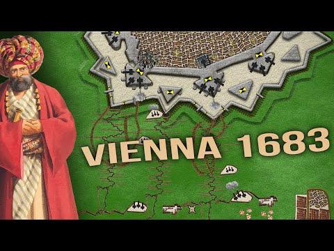 The (Staggering) Siege of Vienna 1683