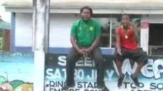 Reggae Junction 3 - Gospel Soca Music Sensations feat. Isaac Blackman & Jadee