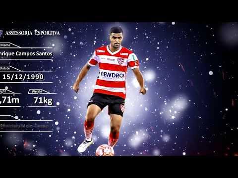 Henrique Campos Santos - Midfielder || Goal & Skill