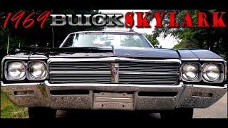 1969 Buick Skylark Convertible FOR SALE