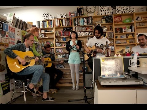 Alpine: NPR Music Tiny Desk Concert