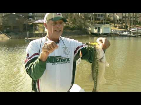 Lake Norman Monster - Monster Fishing Lure with Capt. Gus