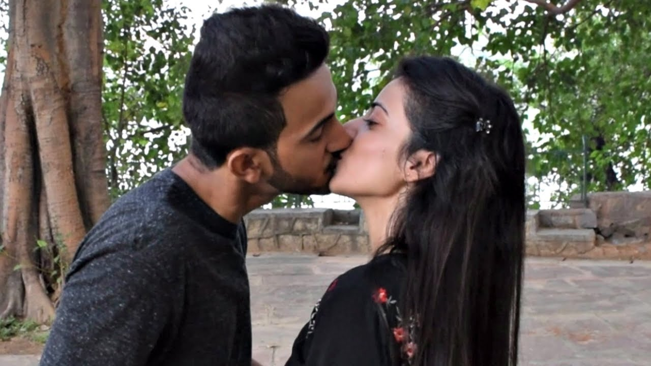 Image result for indian kiss