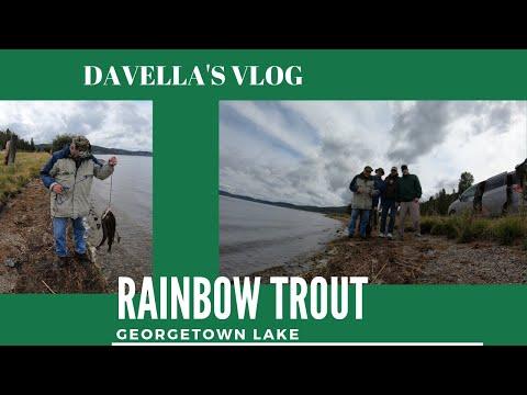 Fil-AmericanCoupleLife: FISHING AT GEORGETOWN LAKE MONTANA PART 3