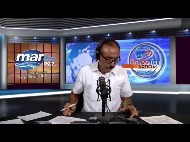 Entrevista Ing. Mario Puente con MAR FM RADIO