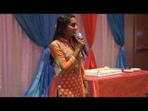 Meghana Bhaskara Graduation Highlight