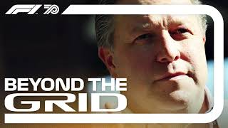 Zak Brown On McLaren, Classic F1 Cars And More | Beyond The Grid | Official F1 Podcast