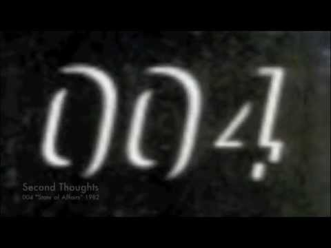 004: Second Thoughts - State of Affairs 1982