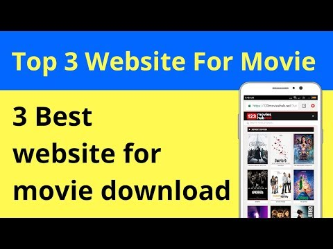 Best 3 Website For Movie Download || How To Download Movies Fast