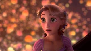 Rapunzel (HD) - I See the Light (Italian version)