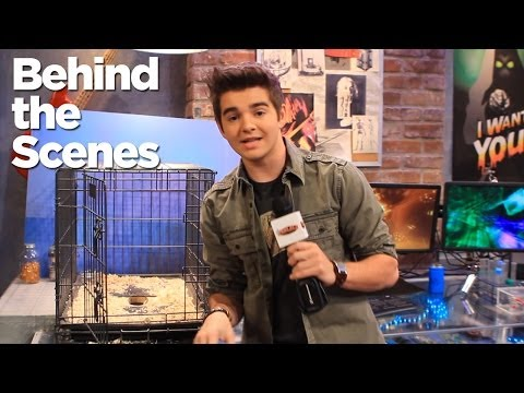 Behind the s of Nickelodeon's The Thundermans Part 2!