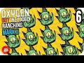 Pacu Fish Feeding! #6 ▶Oxygen Not Included Ranching Upgrade Mark II◀ ONI Gameplay