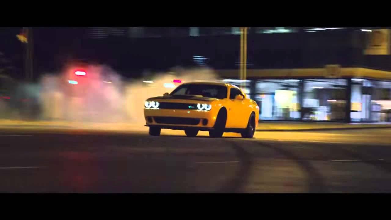 Dodge Challenger Hellcat Drift دودج تشالنجر هيل كات درفت ...