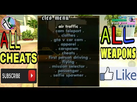 Download How To Install Cleo Cheats Mods In Gta Vice City