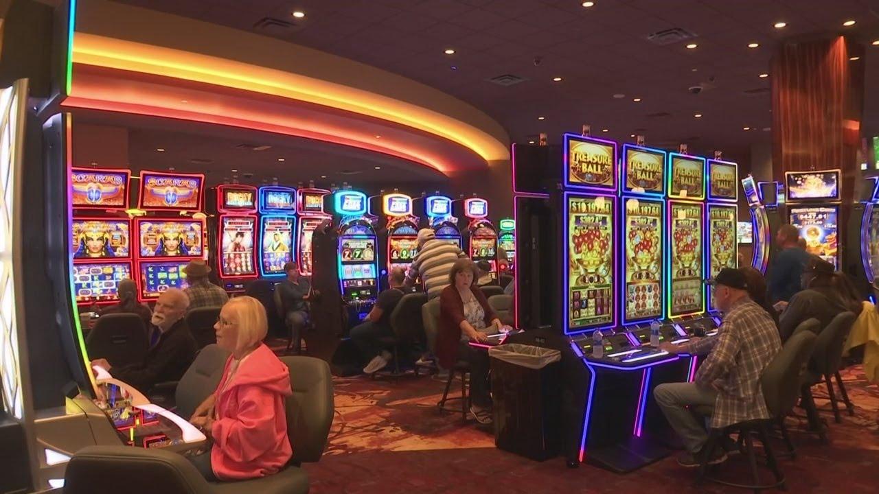 saganing eagle landing casino