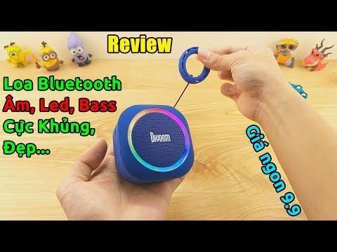 [9.9] Loa Bluetooth Mini âm To Bass Cực Khủng Nghe Rung Nhà Giá Sale