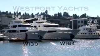 Westport 164' for sale.  Westport Yachts Excellence Defined.