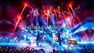 Tomorrowland 2019 Mega Madness Mix DJ Warm Up Mix | Festival Mix by danielkmusic