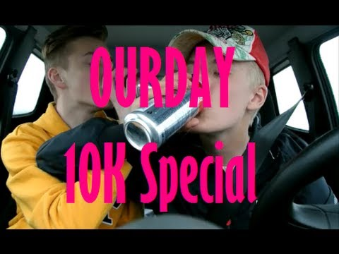 OURDAY   10K SPECIAL VIDEO !