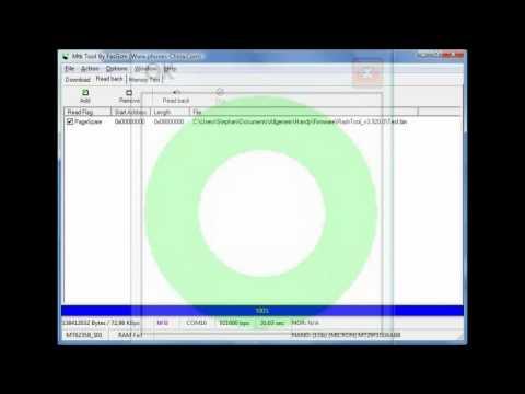 Video-Anleitung NAND-Flash mit FlashTool v3 9 xxxx - YouTube