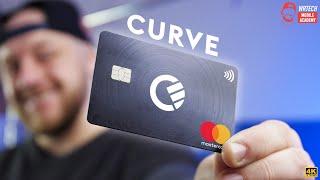 ???? Jak funguje služba Curve? Spojí všechny karty do jedné a pojistí vám telefon! | WRTECH [4K]