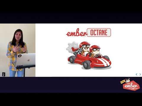 Virtual EmberConf 2020: Octane: A Paradigm Shift In EmberJS By Suchita Doshi