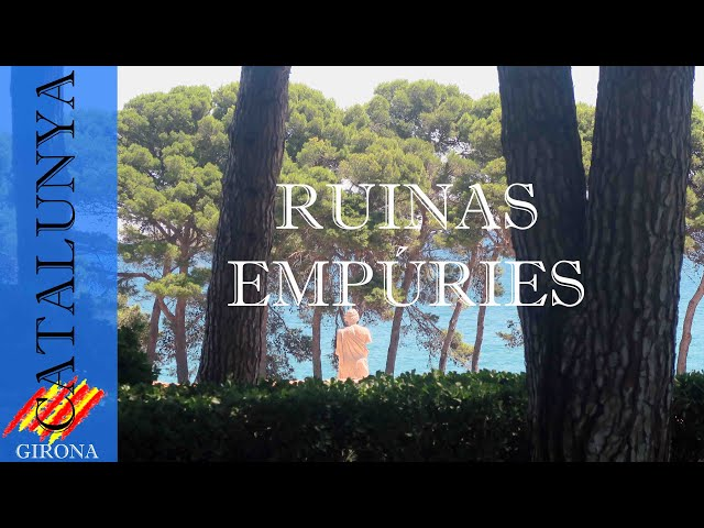 Visita a las Ruinas de Empúries | Girona #3
