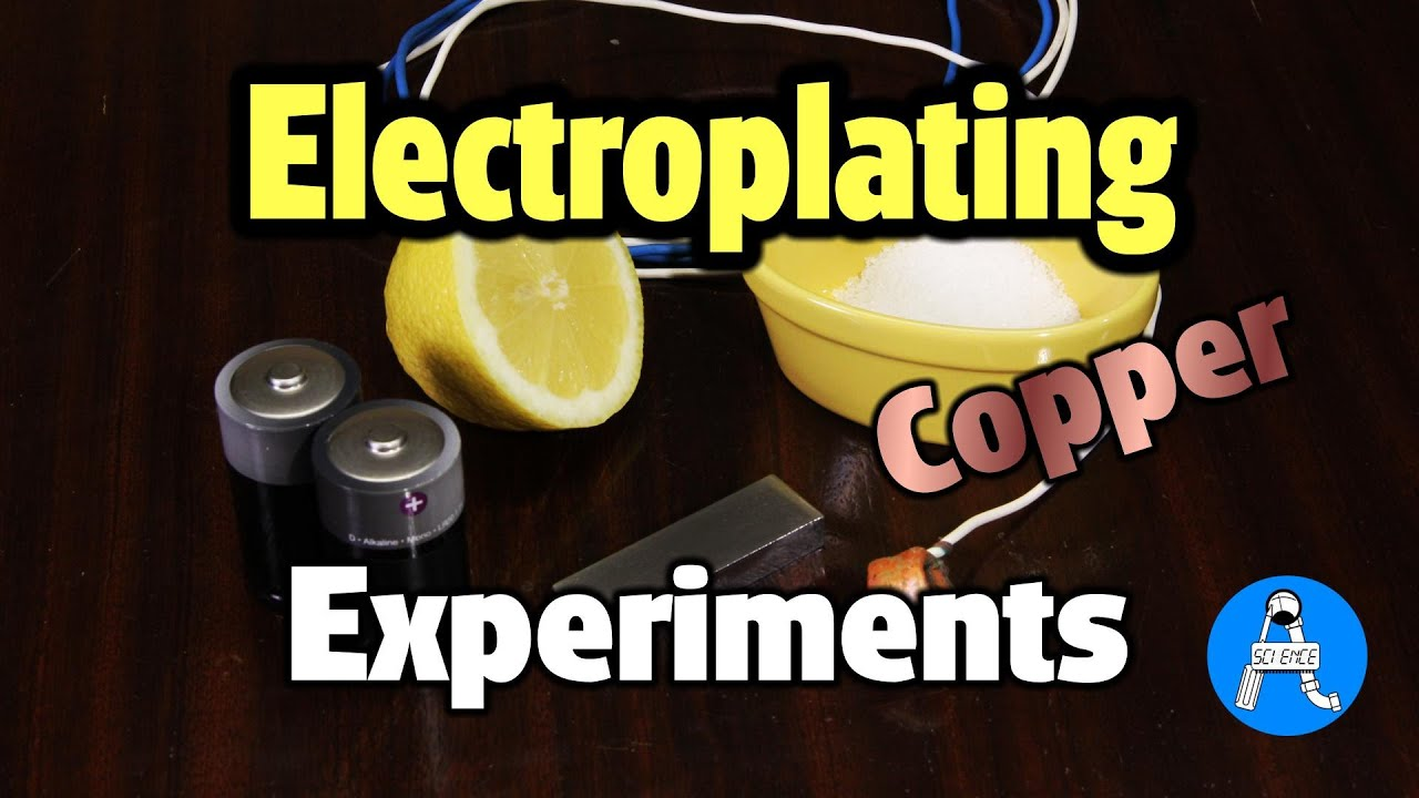 Copper Electroplating Experiments with an Electrolytic paintbrush