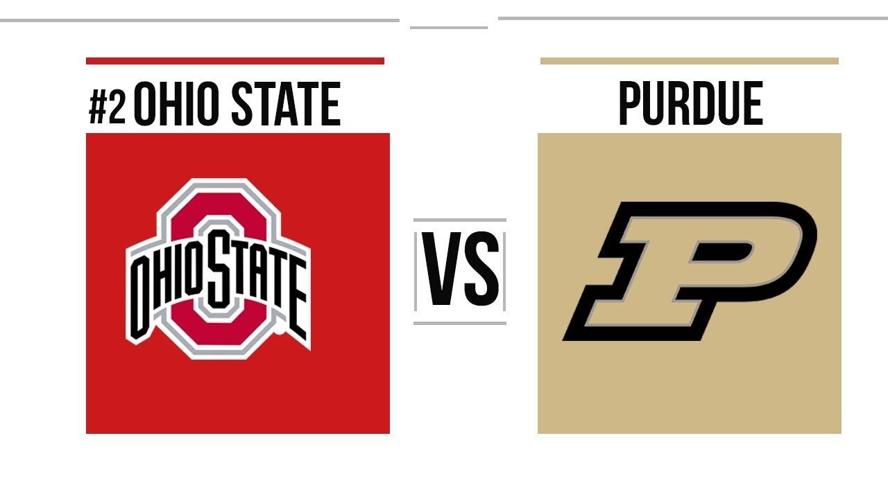Week 8 2018 #2 Ohio State vs Purdue Full Game Highlights ...