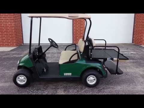 Ez Go Gas Txt Golf Cart For Sale From Saferwholesale Com Youtube