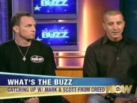 Creed Interview on What's The Buzz