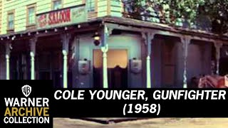 Cole Younger, Gunfighter (Preview Clip)