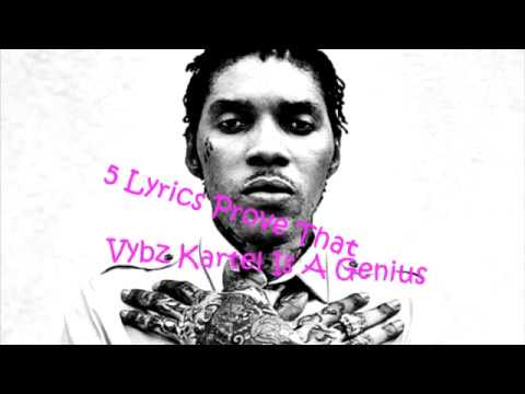 5 Lyrics That Prove Vybz Kartel Is A Genius
