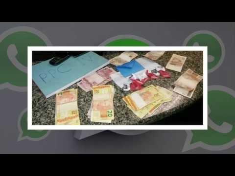 WhatsApp TV Voz - Detidos e drogas apreendidas no bairro Siderlândia