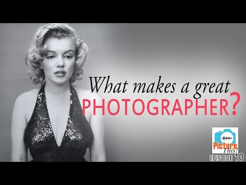 What Traits Make a Great Photographer?