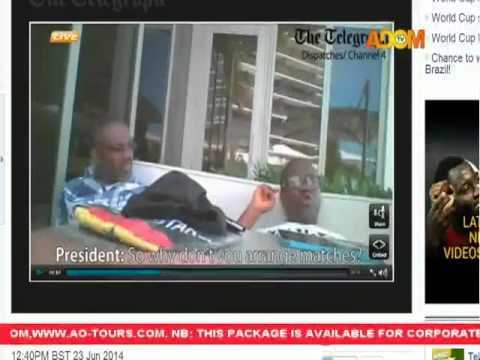Fire 4 fire - Adom TV (23-6-14)