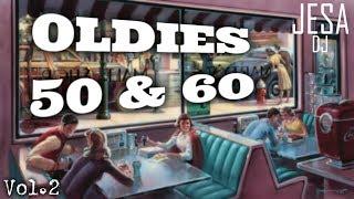 Grandes Éxitos de los 50 Y 60. En Inglés. (Greatest Hits / Golden Oldies 50 & 60) Vol.2