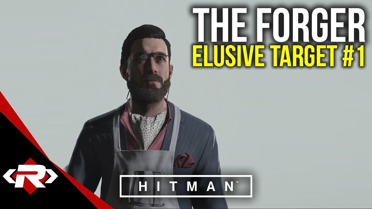 Download Hitman | Elusive Target #1: The Forger - Sergei Larin