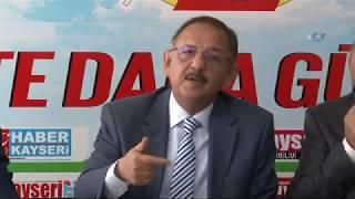 """Bakan Özhaseki: """"15 Temmuz Ruhu Sandığa Yansıdı"""""""