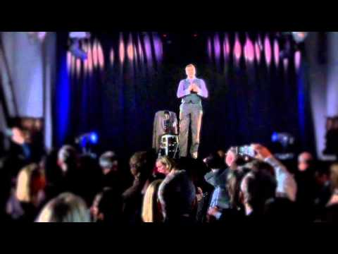 World First 4G Holographic Telepresence in The Ballroom