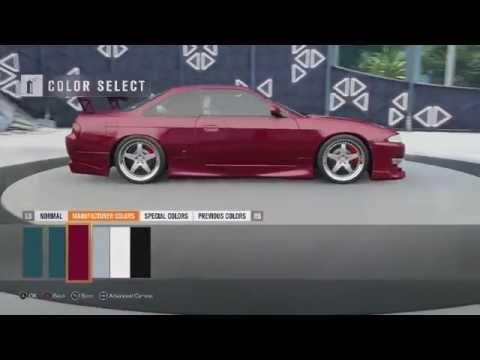 Forza Horizon 3 Nissan Silvia S14 Club K'S Customization and Gameplay