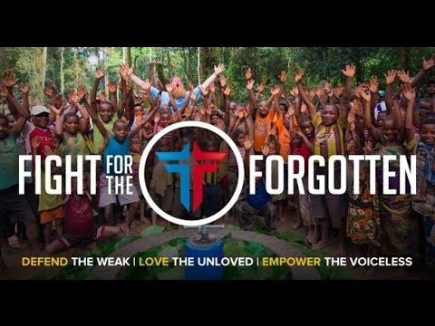 Justin Wren fights for the forgotten