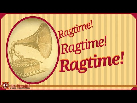 Retro Jazz! | Ragtime: Wolverines, Fats Waller, Jelly Roll Morton...